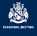 Sessional Meeting - Free to view