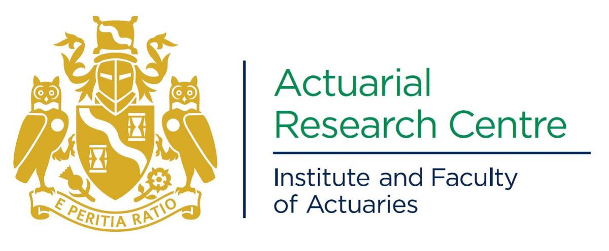 arc actuarial research centre institute and faculty of actuaries