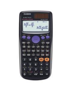 Casio FX85GT calculator image