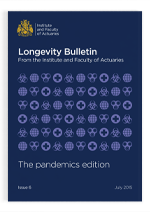 Longevity Bulletin: Pandemic edition July 2015