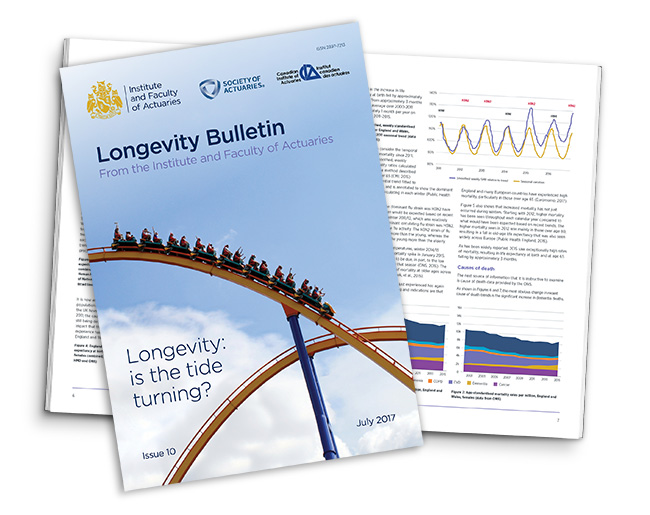 Longevity Bulletin Is the tide turning?