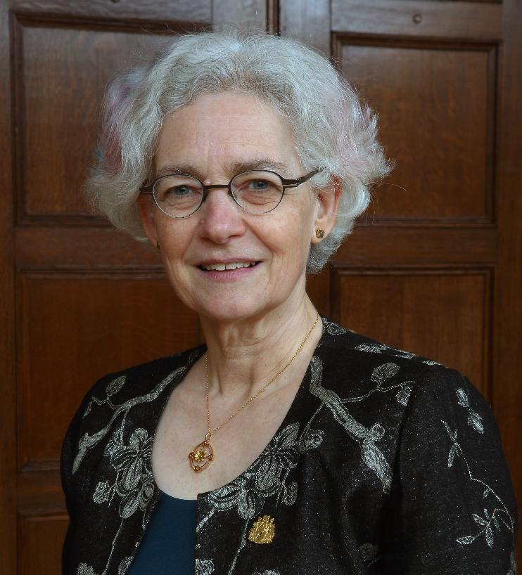 Louise  Pryor, President-Elect