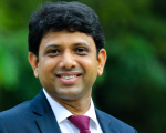 Mahidhara Davangere V, Deputy Chair of the IFoA's Finance and Investment Board