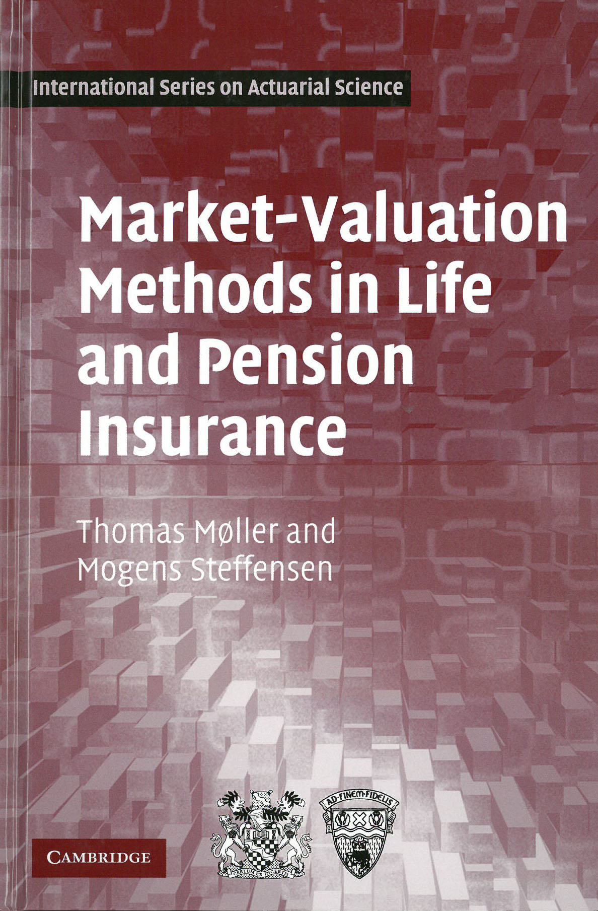 A generic image of Market-valuation methods in life and pension insurance publication
