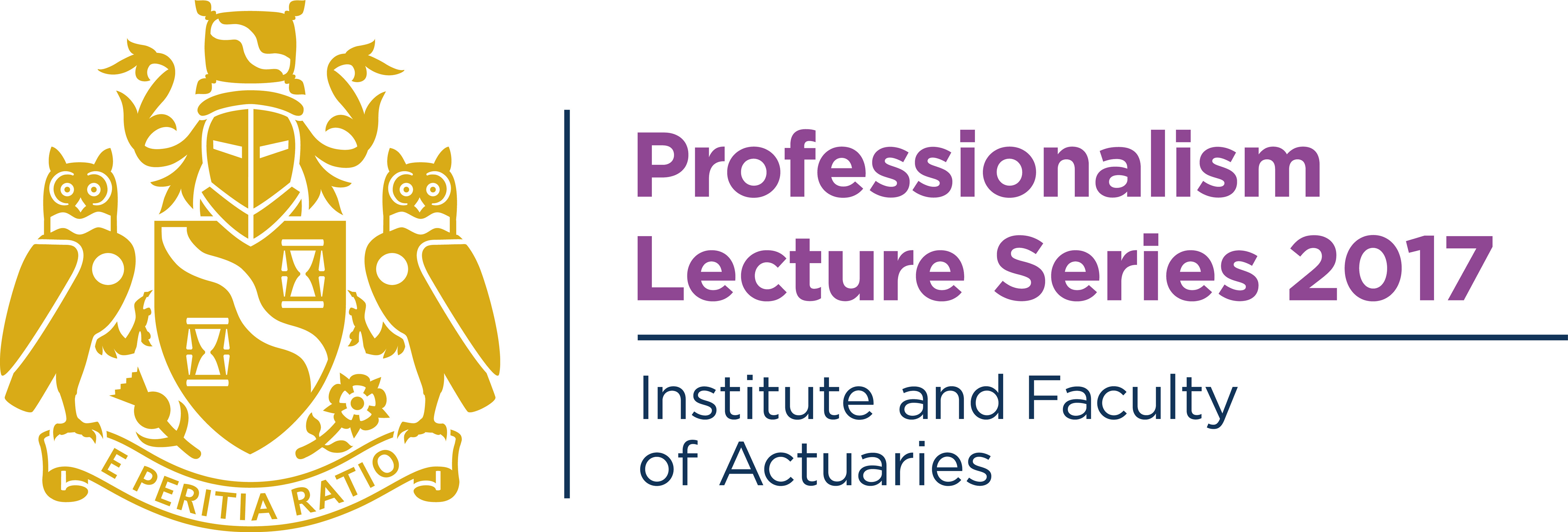 Professionalism Lecture Series 2017