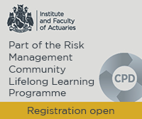 Risk Management Webinar Programme