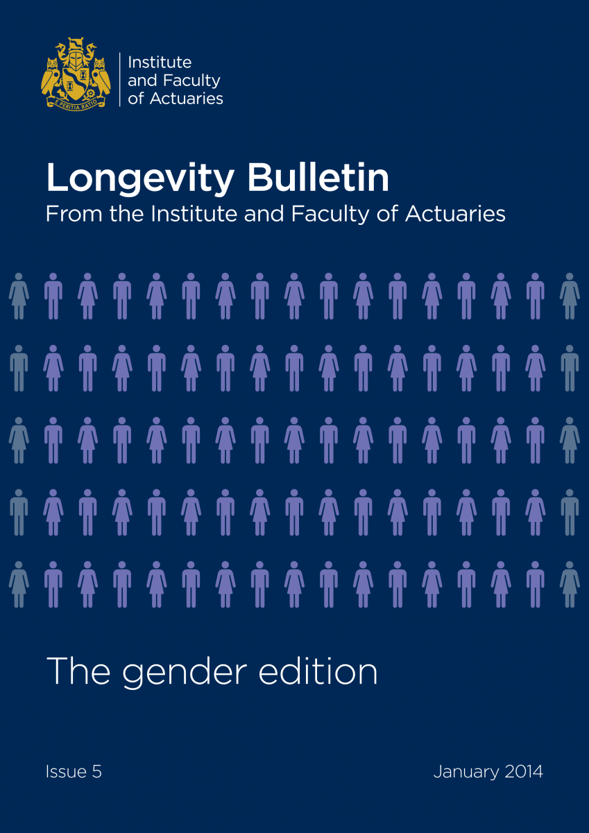 Longevity Bulletin: Gender edition (Issue 5)