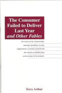 A generic image of The consumer failed to deliver last year and other fables image