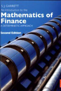 A generic image of Mathematics of Finance A deterministic approach (2nd edition)